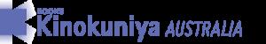 Kinokuniya logo_AUSTRALIA